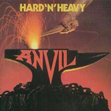 Hard 'N' Heavy - Anvil (2003, CD NEUF)