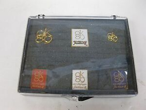 1989 US Olympic Festival Pins ~ OK89 ~ USA Olympics-SET OF 6- SHIPS FREE!!