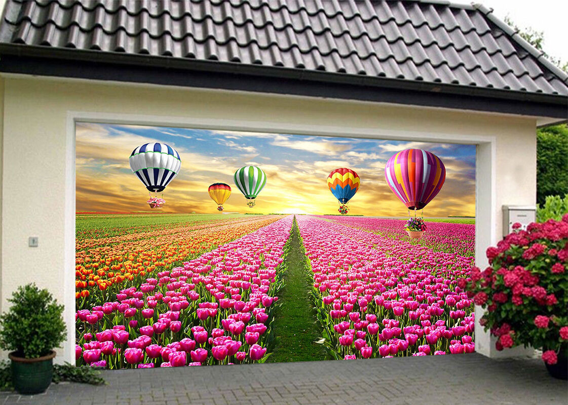 3D Nature garden 6 Garage Door Murals Wall Print Decal Wall Deco AJ WALLPAPER UK