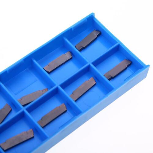 10pcs MGMN200-G PC9030 2mm width Carbide Inserts grooving Cutting Tools Inserts