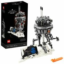 LEGO Star Wars 75306  Imperial Probe Droid Collectible Model for Adults