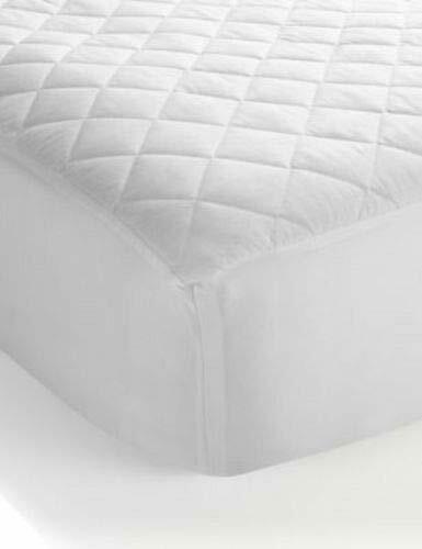 Crib Mattress with Waterproof Quilted Removable and Breathable Cover for Bedside