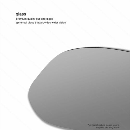 VW Sharan wing mirror glass 1998-2003
