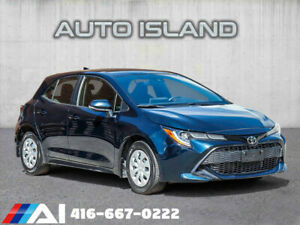2019 Toyota Corolla HATCHBACK**AUTOMATIC**LOW KMS!!