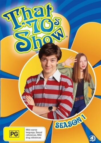1 of 1 - That 70's Show : Season 1 (DVD, 2011, 4-Disc Set) Brand New