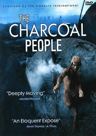 The Charcoal People  #2-068,#3-002