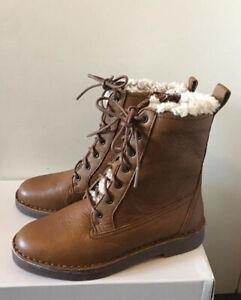 Clarks Ladies Riona Evie Tan Leather