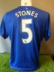 5699030a4 Image is loading Everton-Football-Shirt-Adult-Home-L-14-15-