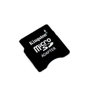 **UK STOCK** Kingston Micro SD to Mini SD Adapter MiniSD MicroSD