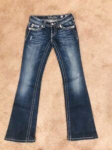 Femmes 25 Me Jeans Sz Miss wvqXfTx