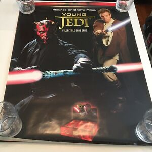 Vintage Star Wars Young Jedi Decipher Games Card Game ...