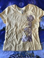 b9285241bb5 Disney Parks EPCOT 35th Anniversary LADIES Women s Figment Logo T-Shirt L  NWT