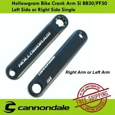 Cannondale Hollowgram 30mm Bike Spindle BB30//PF30-Si-SL2 109mm//125mm//137mm