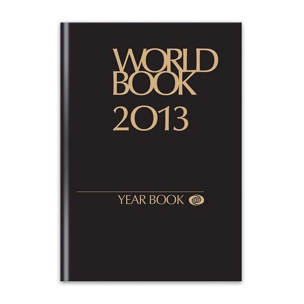 The World Book Encyclopedia 2013