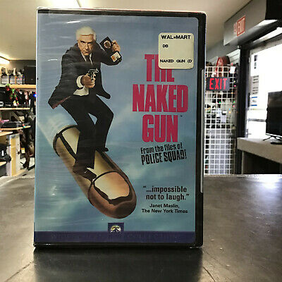 The Naked Gun - From the Files of Police Squad! (1988, DVD