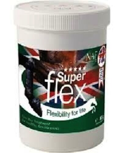 NAF Superflex Powder 400g For Equine Use From Melian