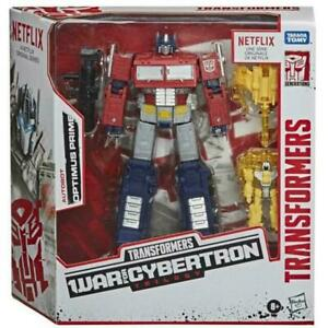 Transformers War For Cybertron Trilogy Optimus Prime Netflix Walmart Exclusive