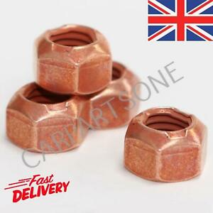 10 x M8 Exhaust Manifold Nut A1201420072 1HM253208AE 11621274443 - Most Models