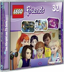 Various-Lego-Friends-32-CD-NEU-OVP