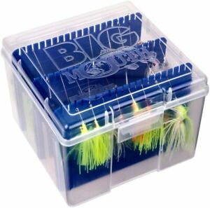 Flambeau Outdoors 00550 Large Big Mouth Spinnerbait Box Fishing Tackle Boxes Spo