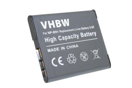 BATTERY for SONY Cybershot DSC-W350 DSC-W380 WX5 ACCU