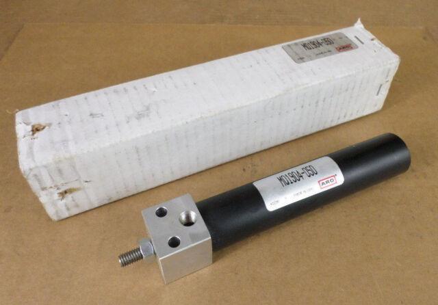 """ARO Silver Air MQ2898 Pneumatic Air Cylinder Shaft 7//16/""""  Stroke 2/""""  Bore 1-1//4/"""""""