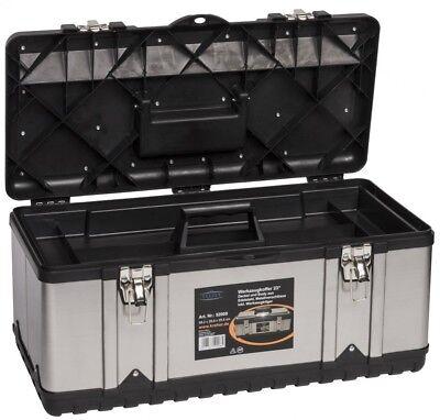 Werkzeugkoffer Werkzeugkiste Kasten Edelstahl Werkzeugkiste verschiedene Größen