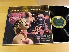 OFFENBACH Gaite Parisienne Hollywood Bowl SLATKIN Capitol FDS Mono VG+/VG++