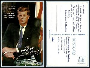 Vintage-Postcard-35th-President-John-F-Kennedy-Ask-Not-What-Your-Country-N45