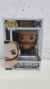 Pop! Juego de Tronos - The Mountain (Vaulted)