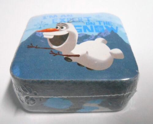 1x Waschlappen Mädchen Jungen Seiftuch Waschtücher 30 x 30 cm Elsa Olaf  Cars