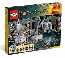 9473 THE MINES OF MORIA lord of the rings LOTR lego legos set NEW