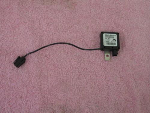 RANGE Rover L322 RADIO supression XUE000030