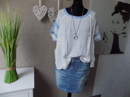 24a nuevo 1 Aniston blusa túnica holgada ajuste talla 42 44
