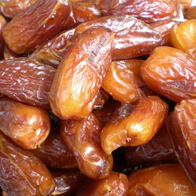 1000g  Datteln ohne Stein Deglet Nour, unbehandelt, 1. Qualität aus Tunesien