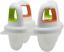 NUK Mini Ice Lolly moulesIdéal pour dentition4 comte nextDay Livraison