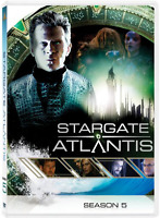 Stargate Atlantis: Season 5 [dvd, New] Free Shipping