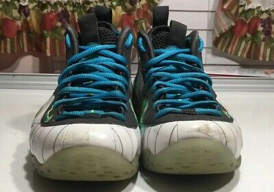 sports shoes 85816 9ee4f Nike Air Foamposite Weatherman 575420 100 size 7 Action News Great  Condition 887225297268 | eBay