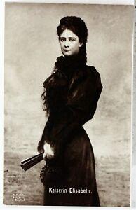 Kaiserin-Elisabeth-Sisi-Austria-France-Postcard-Postcard-K397