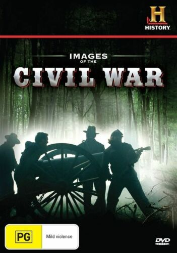 1 of 1 - Images Of The Civil War (DVD, 2010) - Region 4