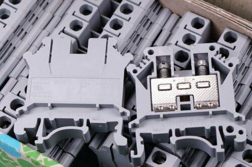1 Stück  PHOENIX CONTACT UK 10   3005015 Durchgangsklemme