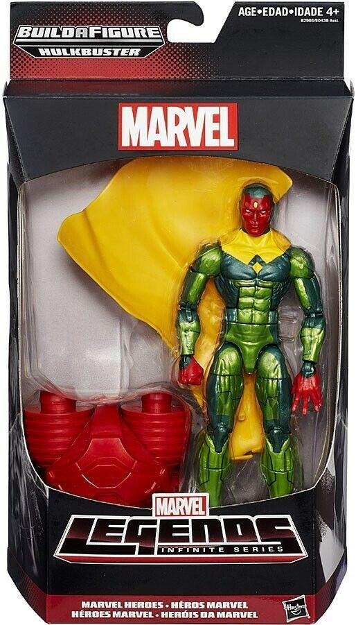 Visión Marvel Leyendas Hulkbuster Hulkbuster Baf Serie  bienvenido a orden