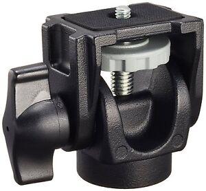 New-Manfrotto-2-way-Head-monopod-Tilt-Top-Aluminum-234-Camera-Japan