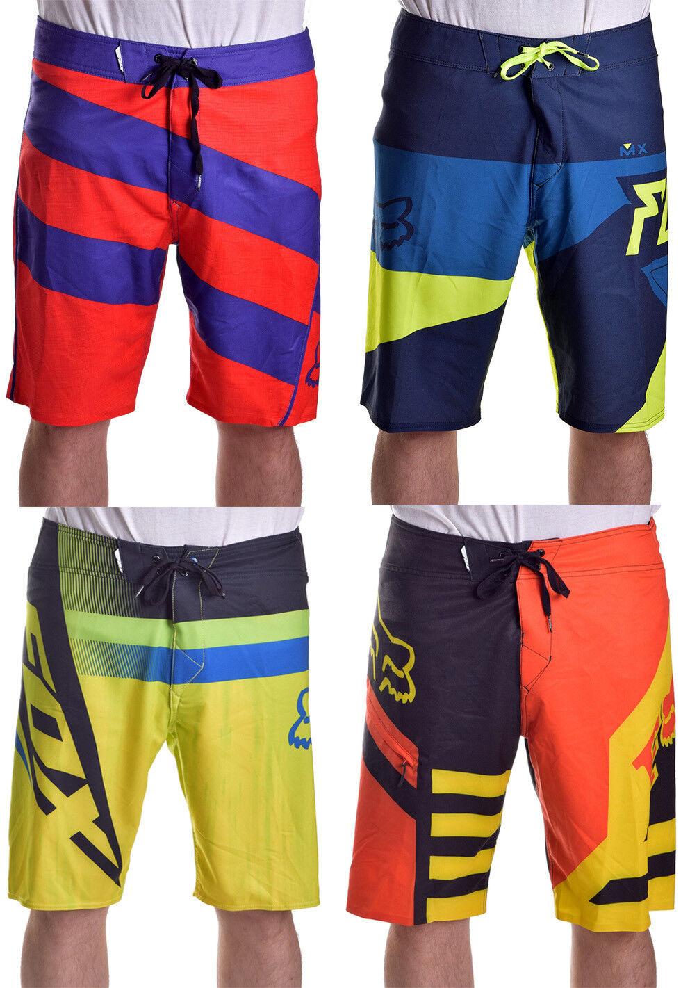Fox Men's Stretch-Way Swim Board Shorts Choose Size & color
