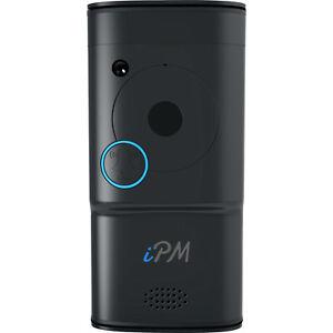 iPM Apex Smart Doorbell in Black - IPMAPXSDRBL-BK