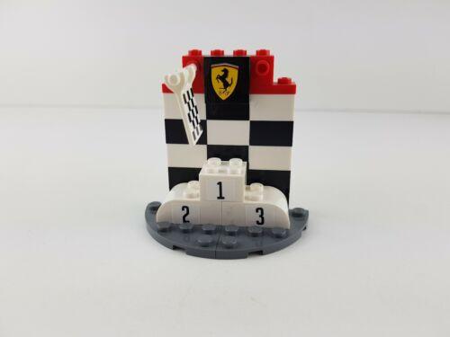 Lego® City Siegertreppchen Siegerpodest für Race Rennen F1 Podest