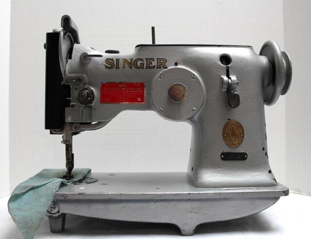 SINGER 40W40 Zig Zag Straight Lock Stitch High Speed Industrial Fascinating Miami Industrial Sewing Machines