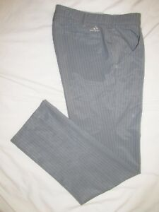 II>    ADIDAS  ~   Mens   GOLF  Pants ~ Sz 32 x 33/34 ~ EXCELLENT