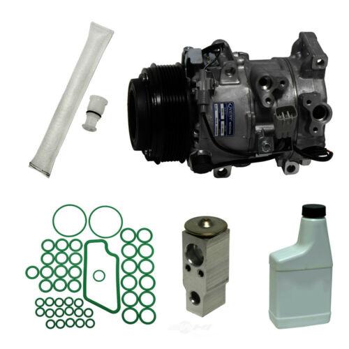 A//C Compressor /& Component Kit-Compressor Replacement Kit UAC KT 2035
