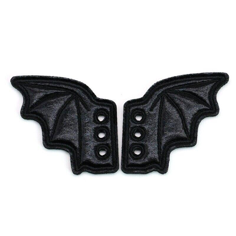 Kawaii Clothing Bat Wings Demon Angel Butterfly Accesory Shoes Punk Halloween